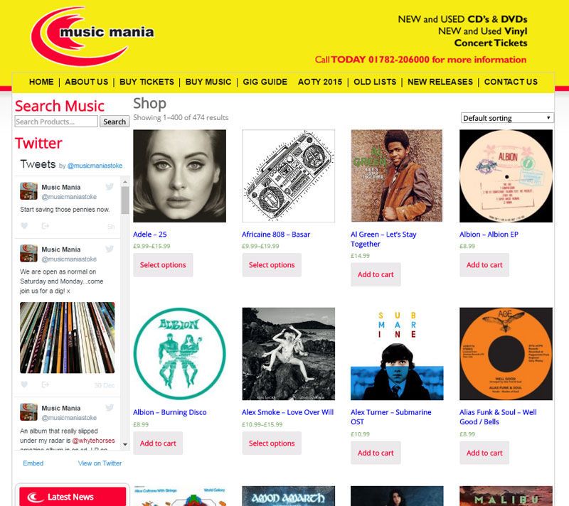 music-mania
